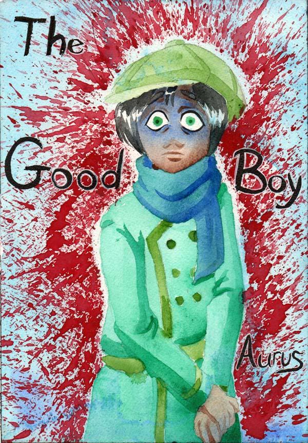 The Good Boy Aurus Cover