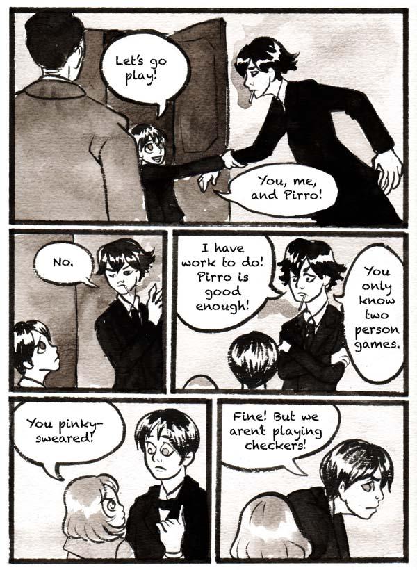 A Boy Keeps Promises