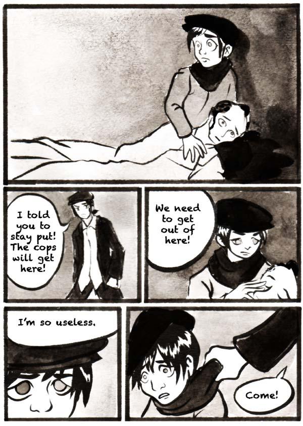 The Boy is Useless